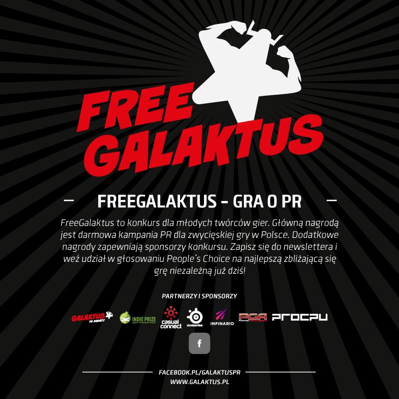 FreeGalaktus-baner
